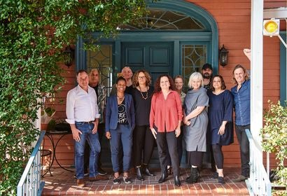Indigenous Australian filmmakers in Los Angeles, 2018