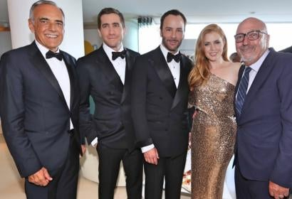 HFPA reception at Venice Film Festival 2016