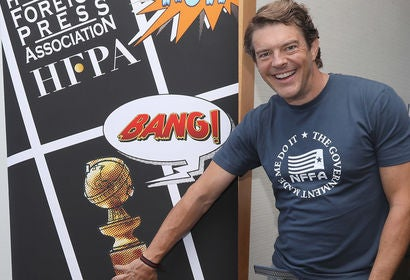 Producer Jason Blum at Comic-Con 2018