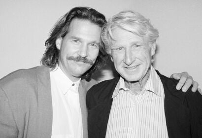 Jeff and Lloyd Bridges