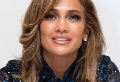 Actress, singer, dancer, producer Jennifer Lopez, Golden Globe nominee