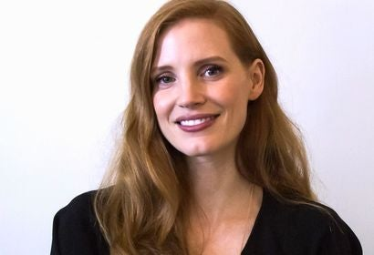 Jessica Chastain, Goldem Globe winner