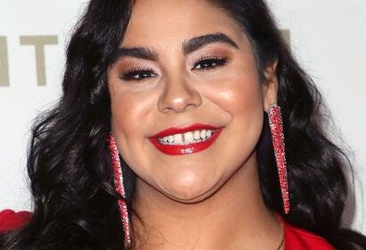 Actress Jessica Marie Garcia