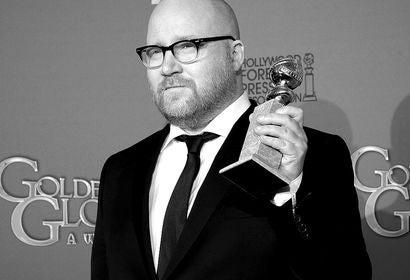 Composer Jóhann Jóhannsson, Golden Globe winner