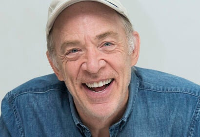 Actor JK Simmons, Golden Globe winner