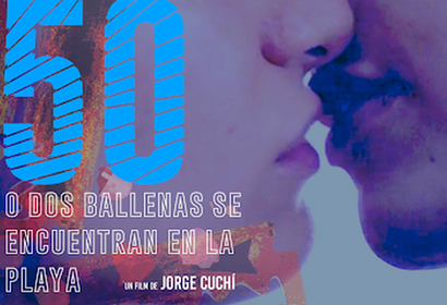 "Poster for ""50 o dos balenas"""