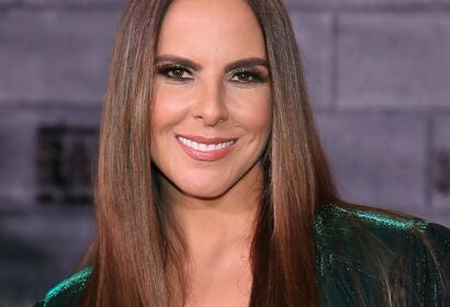 Actress Kate del Castillo