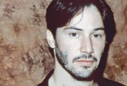 Actor Keanu Reeves in the late 1990s