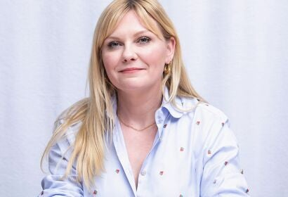 Actress Kirtsen Dunst, Golden Gobe nominee
