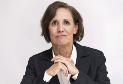 Actress Laurie Metcalf