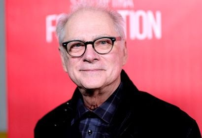Filmmaker Barry Levinson, Golden Globe winner
