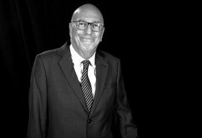 Lorenzo Soria, HFPA president, 1951-2020