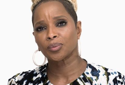 Musician and actress Mary J. Blige