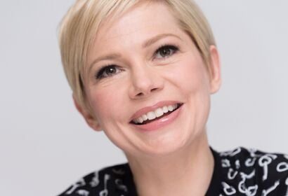 Actress Michelle Williams, Golden Globe winner
