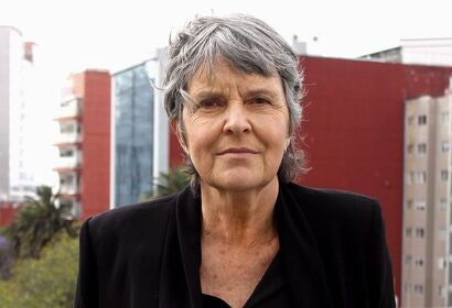 Filmmaker Maria Novaro, president of Imcine