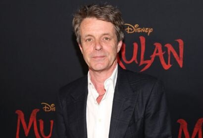 Composer Harry Gregson Williams