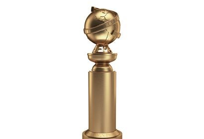 Golden Globe trophy 2019