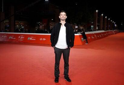 Filmmaker Nicolás Rincón Guillé