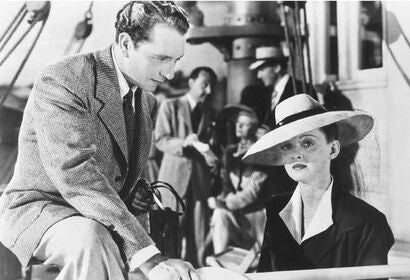"A scene from ""Now, Voyager"", 1942"