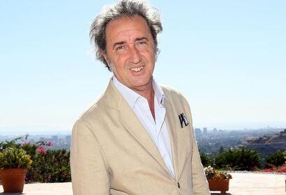 Filmmaker Paolo Sorrentino