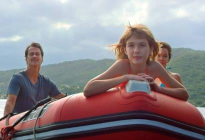 Scene from the foreign film Little Secret, Brazil