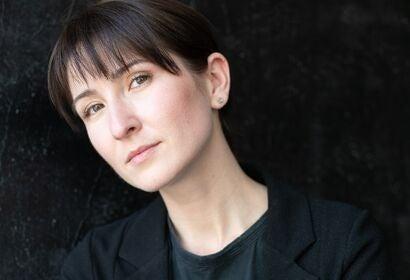 Filmmaker Nigina Saifullaeva