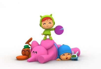 """A scene from the aninated series """"Pocoyo"""""""