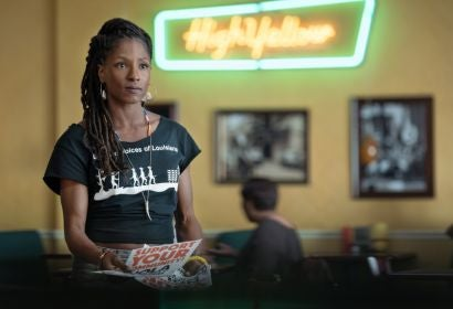 A scene from season 2 of the TV series Queen Sugar