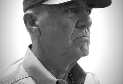 Actor R. Lee Ermey, Golden Globe nominee