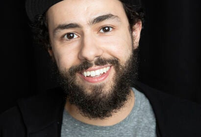 Actor and comedian Ramy Youssef