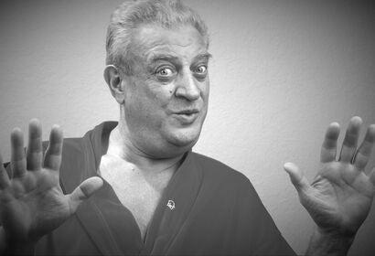 Comedian Rodney Dangerfield