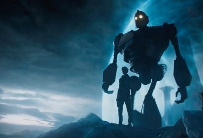 """A scene from the movie """"Ready Player One"""""""