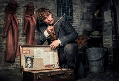 A scene from Fantastic Beasts-The Crimes of Grindewald