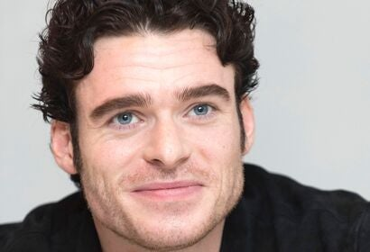 Actor Richard Madden, Golden Globe winner