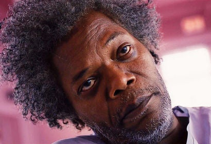 "Samuel L. Jackson in ""Glass"""