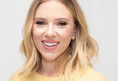 Actress Scarlett Johansson, Golden Globe nominee