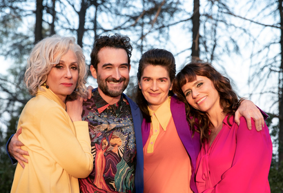 "A scene from the TV series ""Transparent"""