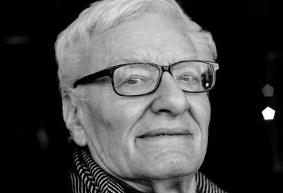 Golden Globe winner Peter Shaffer