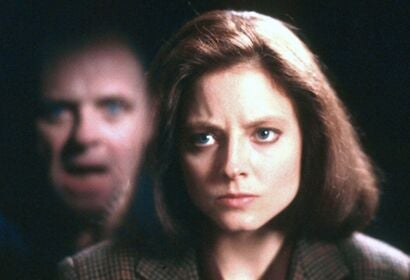 "A scene from ""Silence of the Lambs"", 1991"
