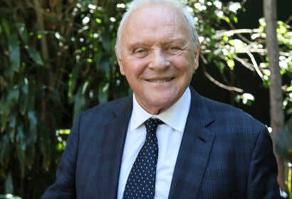 Sir Anthony Hopkins, Golden Globe nominee