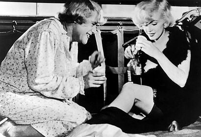 "A scene from ""Some Like it Hot"", 1959"