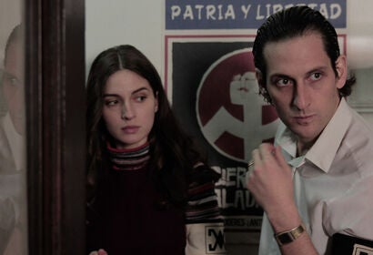 "A scene from ""Araña"", 2019"
