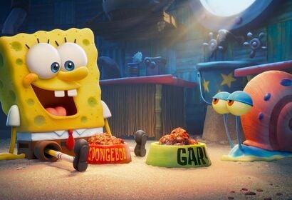 "A scene from ""SpongeBobMovie: Sponge on the Run"", 2020"