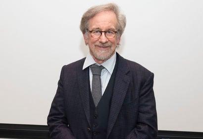Filmmaker Steven Spielberg, Golden Globe winner
