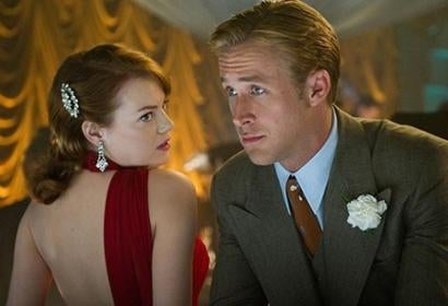"A scene from ""La La  Land"", Emma Stone and Ryan Gosling"