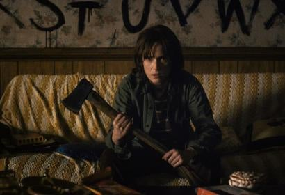 Winona Ryder in Stranger Things