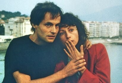 """A scene from """"Summer""""/Le Rayon Vert, 1986"""