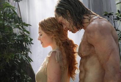 Scene from The Legend of Tarzan