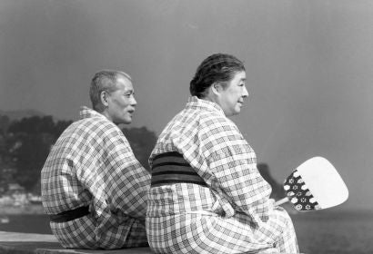 Japanese classic film Tokyo Story