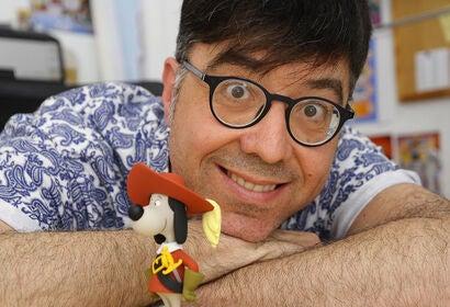 Animator Toni Garcia